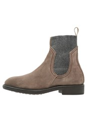 Gant Lydia Boots Iron Gray Taupe