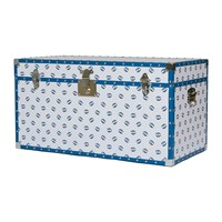 Casacarta Evil Eye Storage Trunk Coffee Table