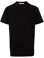 Givenchy Knitted T Shirt Black