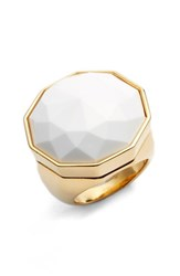 Women's Trina Turk Faceted Stone Cocktail Ring