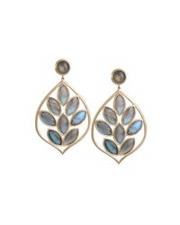 Jamie Wolf Acorn Marquise Labradorite Earrings