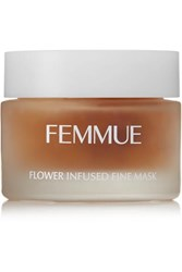 Femmue Flower Infused Fine Mask Colorless