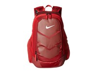 Nike Vapor Speed Backpack University Red Black Metallic Silver Backpack Bags
