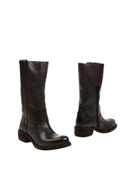 Bryan Blake Boots Dark Brown