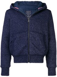 Jacob Cohen Hooded Sweater Blue