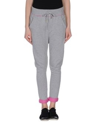Maison Espin Casual Pants Grey