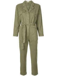 Alex Mill Expedition Jumpsuit Green