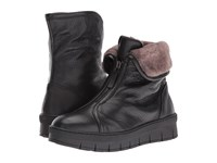Cordani Phillips Black Leather Women's Boots