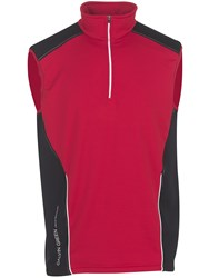 Galvin Green Dillon Insula Body Warmer Red
