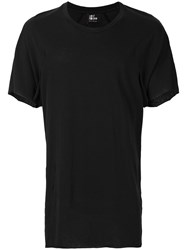 Lost And Found Ria Dunn Basic T Shirt Cotton Black