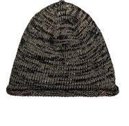 Inis Meain Men's Melange Fisherman Cap Grey