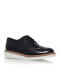 Kg By Kurt Geiger Kg Kurt Geiger Knox Flatform Brogue Female Black