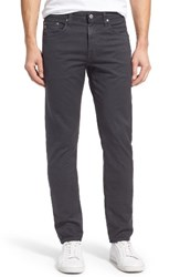 Ag Jeans Men's 'Nomad' Skinny Fit Stretch Twill Pants Sulfur Dark Rock