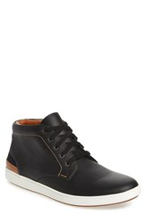 Steve Madden Men's 'Freedomm' Sneaker Black