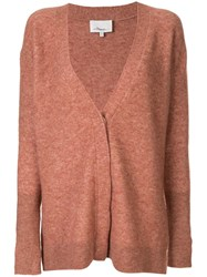 3.1 Phillip Lim Lofty Cardigan Brown