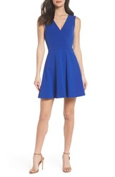 Felicity And Coco Bianca Back Cutout Fit Flare Dress