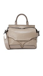 Rag And Bone Small Pilot Satchel Stone