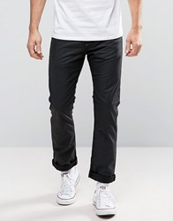 Edwin Eb 71 Poplin Wax Slim Fit Jeans Black