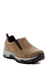 Hi Tec Altitude Slip On Sneaker Brown