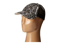 Billabong Beach Beauty Trucker Hat Off Black Baseball Caps