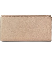 Aspinal Of London Small Saffiano Leather Cosmetic Case Deer