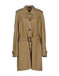 Antonio Croce Full Length Jackets Beige