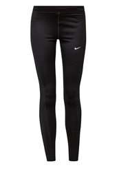 Nike Performance Essential Tights Black Reflective Silver