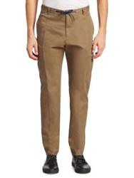 Madison Supply Paneled Cargo Pants Khaki