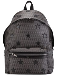 Saint Laurent 'California' Backpack Black