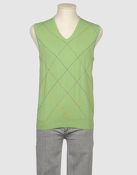 Become Sweater Vests Green