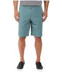 Hurley Dri Fit Heather Chino Rio Teal Men's Clothing Olive