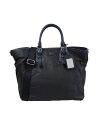 Giorgio Armani Handbags Dark Blue