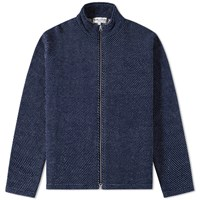 Ymc Loopzilla Jacket Blue
