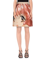 Marco Bologna Skirts Knee Length Skirts Women Coral