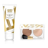 James Read Tan Perfecting Enzyme Peel Mask And Tantour Sculpting Duo