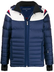 Perfect Moment Glacier Jacket Blue