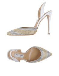 Gianni Marra Footwear Sandals Women White