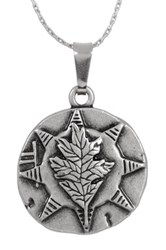 Alex And Ani Rulers Of The Woods Oak Expandable Necklace Metallic