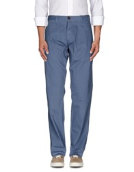 Barbour Trousers Casual Trousers Men Pastel Blue
