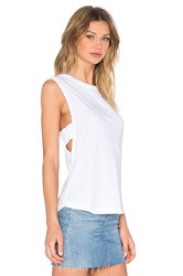 Lamade Venice Muscle Tee White