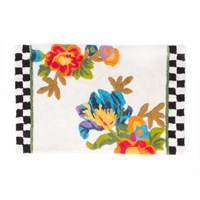 Mackenzie Childs Flower Market Bath Mat