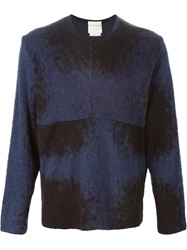 Stephan Schneider Tonal Gradient Sweater Blue
