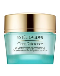 Estee Lauder Clear Difference Oil Control Mattifying Hydrating Gel 1.7 Oz.