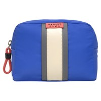 Radley Flex Zip Top Pouch Purse Blue