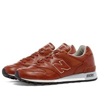 New Balance M577tan Made In England Brown