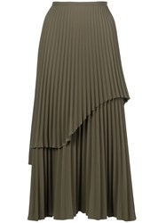 Beaufille Layered Pleated Skirt 60