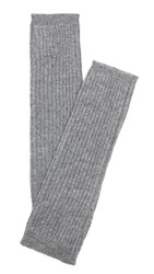 Hat Attack Cashmere Arm Warmers Grey
