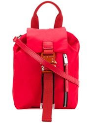 Alyx Baby X Backpack Red