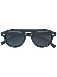 Hugo Boss Round Tinted Sunglasses Black