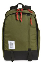 Topo Designs Core Backpack Green Olive